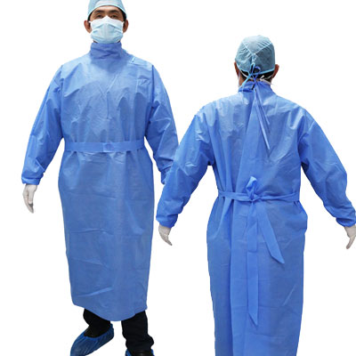 Level 2 Non-Sterile Disposable Isolation Gown