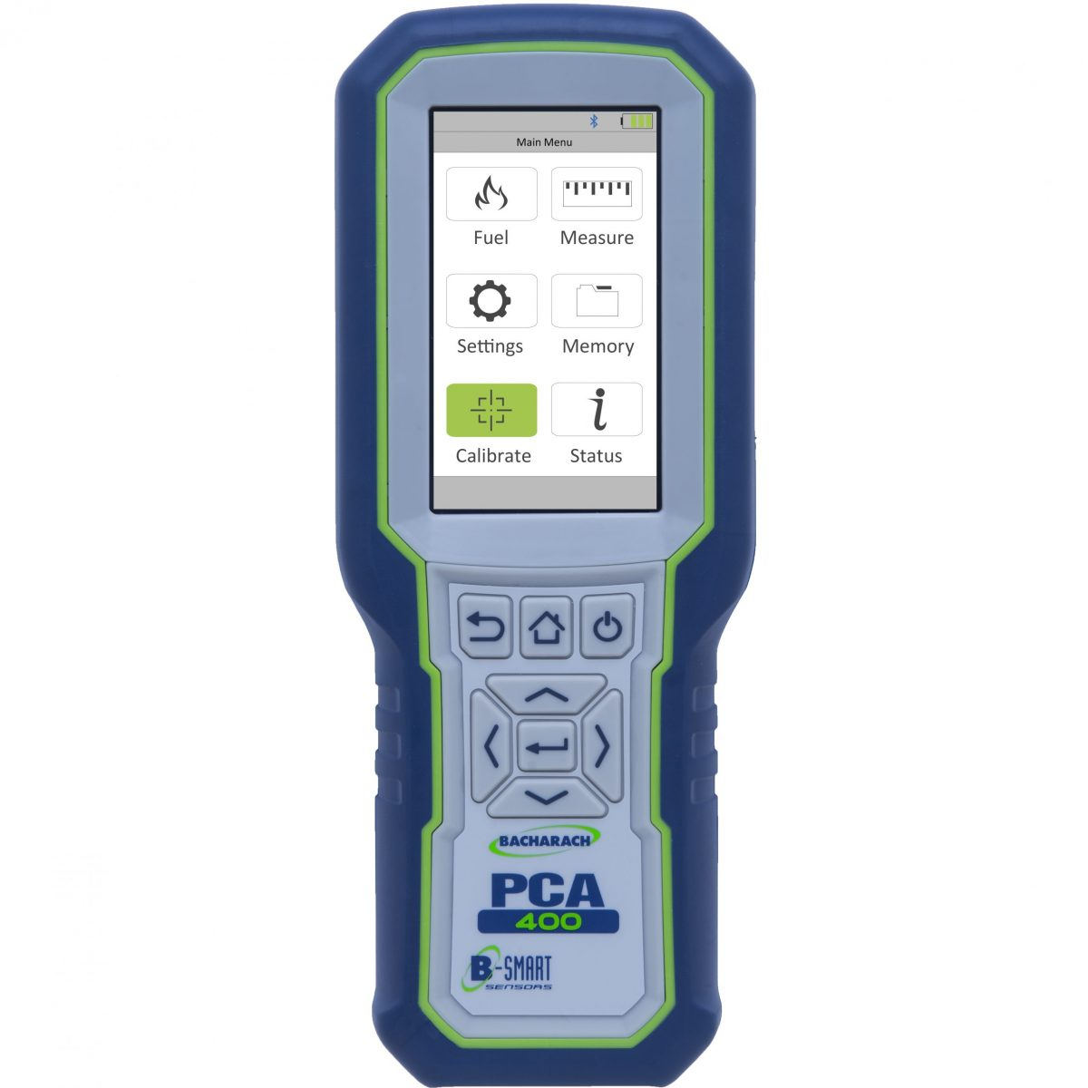 PCA 400 combustion and emissions analyzer