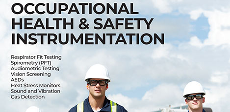 Occupational health and safety instrumentation