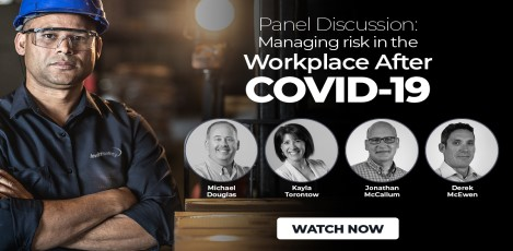 Managing Risk in the Workplace After COVID-19