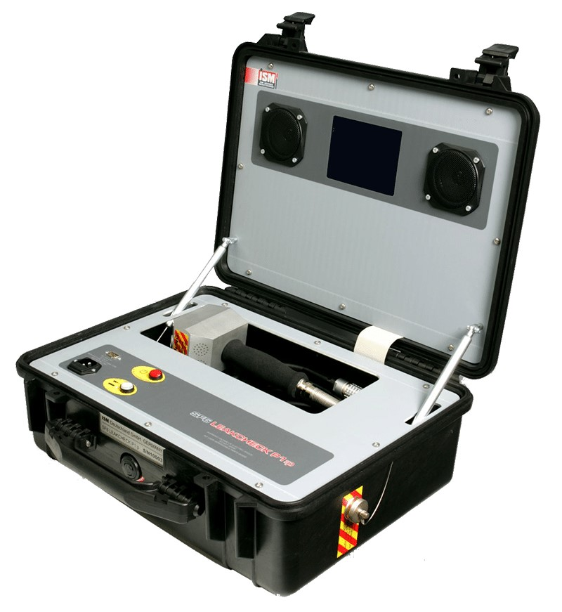 ion science SF6 leakcheck leak detector product image