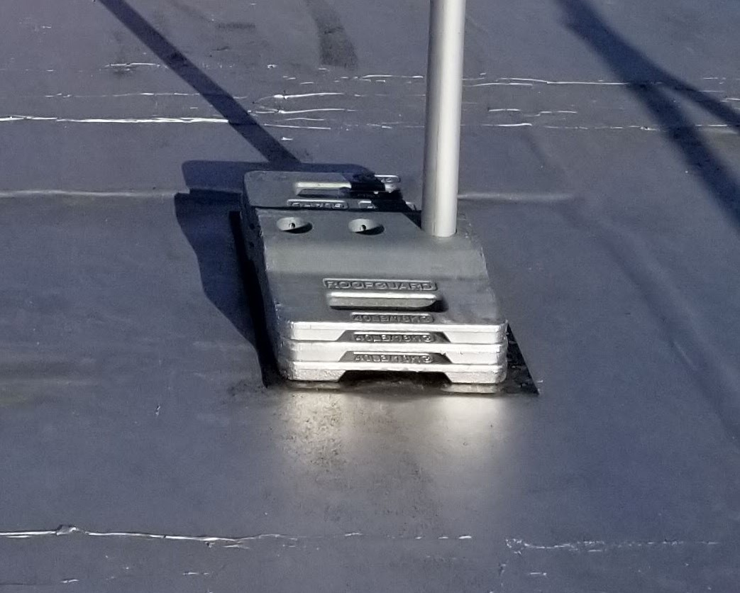 roofguard roof top base plates